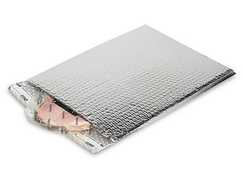 """Cool Shield Thermal Bubble Mailers - 12 x 17"""" S-9909"""