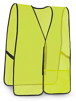 General Purpose Hi-Vis Safety Vest - Non-Reflective