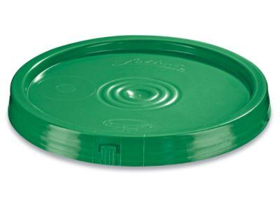 Standard Lid for 2 Gallon Plastic Pail - Green