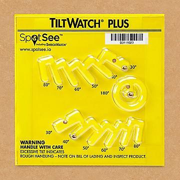 TiltWatch® Plus