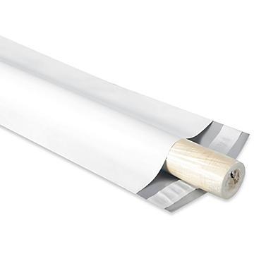 Longues enveloppes d'expédition en polyéthylène