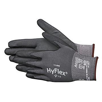 Ansell HyFlex® 11-840 Micro-Foam Nitrile Coated Gloves
