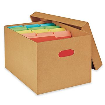 Boxes, Corrugated