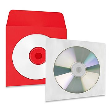 CDs, DVDs and Media
