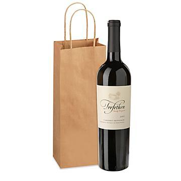 Bolsas y Cajas de Cartón para Botellas de Vino