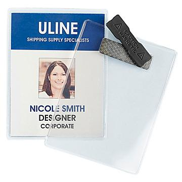 Badges and ID Cards