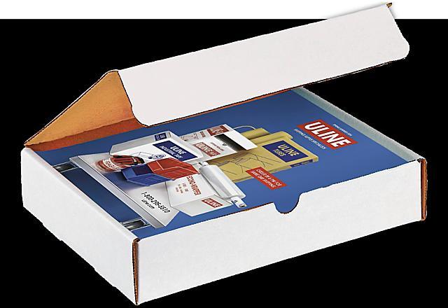 Boîtes d'expédition de documents indestructibles