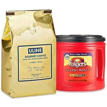 Café et fournitures de café