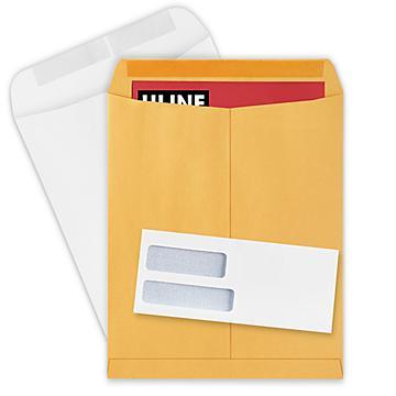 Enveloppes de papier/bureau