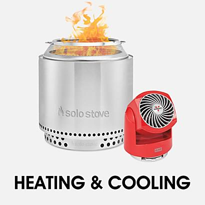 Heating and Cooling - $300 or more