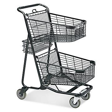 Shopping Baskets and Carts