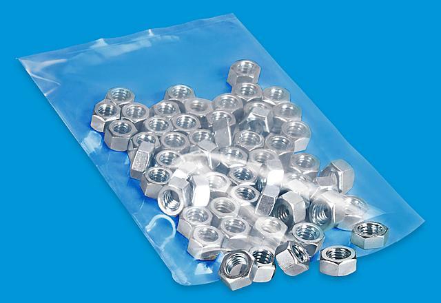 Sacs plats en polyéthylène