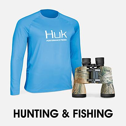Hunting and Fishing - $300 or more