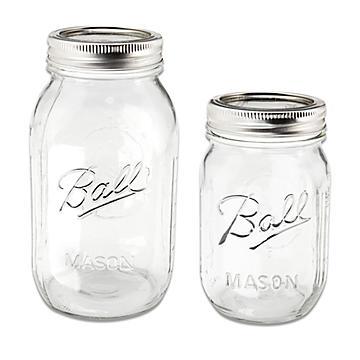 Bocaux à conserves en verre