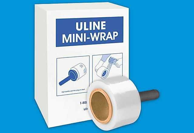 Mini Stretch Wrap Rolls