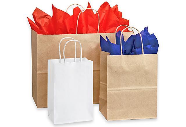 Bolsas de Papel para Compras