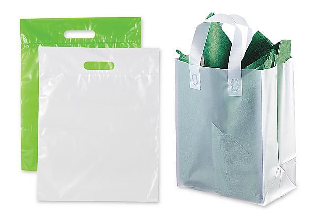 Bolsas de Plástico para Compras