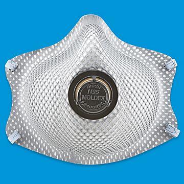 Moldex® Industrial Respirators with Valve