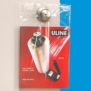 Uline Doorknob Bags