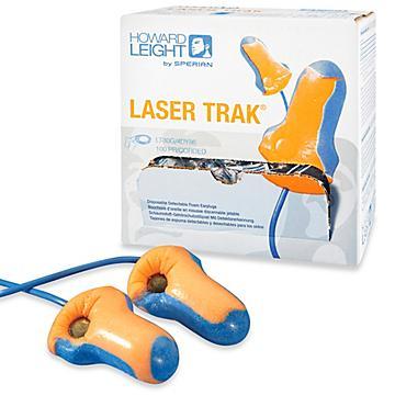 Laser Trak® Metal Detectable Earplugs