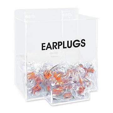 Acrylic Earplug Dispensers