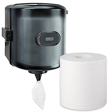 Uline EZ Pull Paper and Dispensers