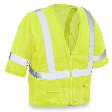 Class 3 Hi-Vis Safety Vests