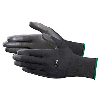 Uline Ultra-Lite Polyurethane Coated Gloves