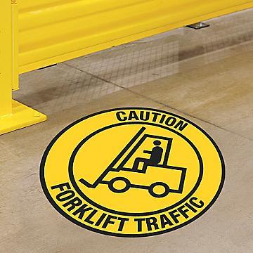 Anti-Slip Floor Signs