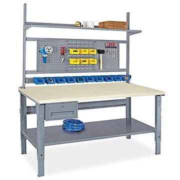 Deluxe Workstations