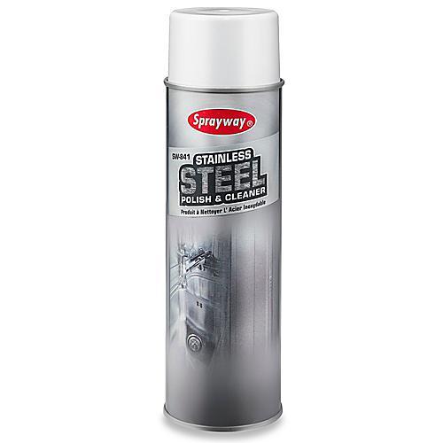 Sprayway® Stainless Steel Cleaner