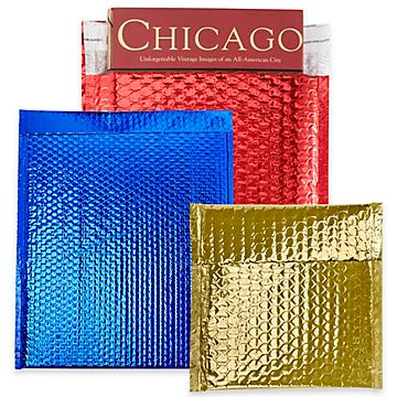 Uline Glamour Bubble Mailers