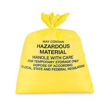 Sorbent Disposal Bags