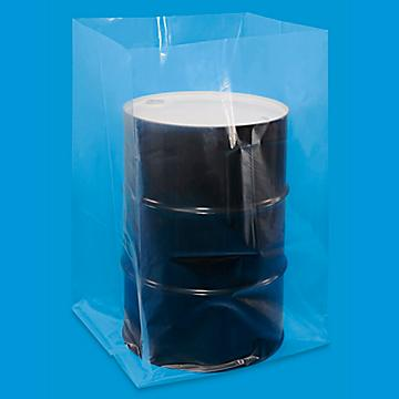 Uline 6 Mil Gusseted Poly Bags
