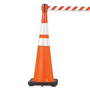 Cone Topper Barrier
