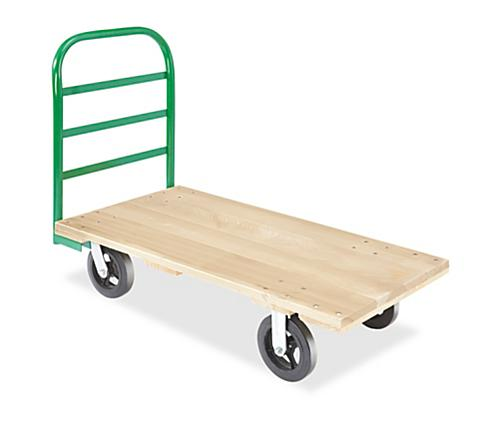 Wood Platform Trucks