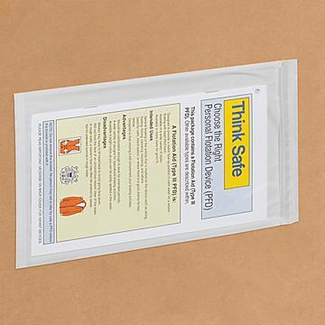 Lock and Press Envelopes