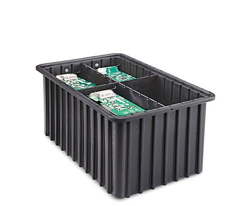 ESD Safe Divider Boxes