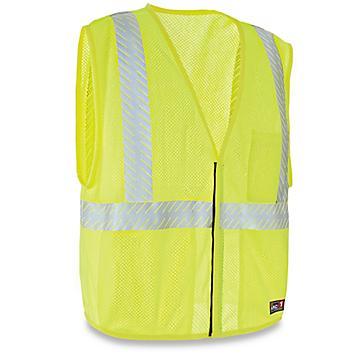 Flame-Resistant Hi-Vis Safety Vest