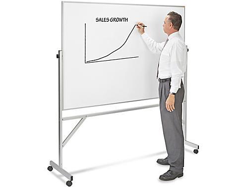 Mobile Dry Erase Boards
