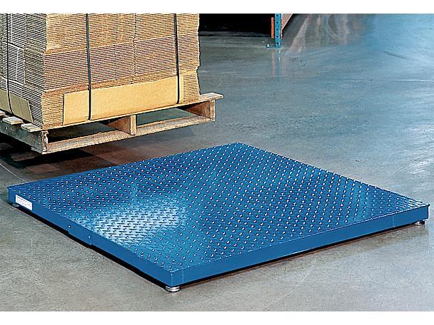 Standard Low Profile Floor Scales