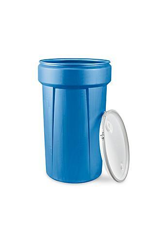 Nestable Plastic Drums