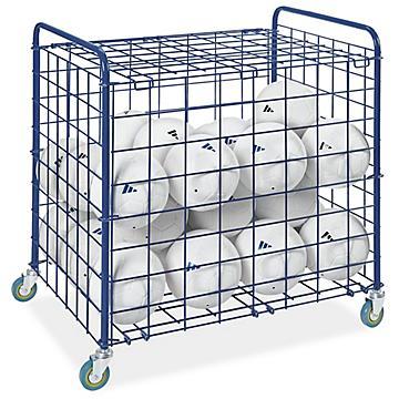 Lockable Sports Cart
