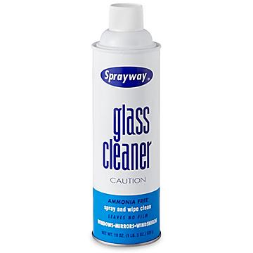 Foaming Glass Cleaners