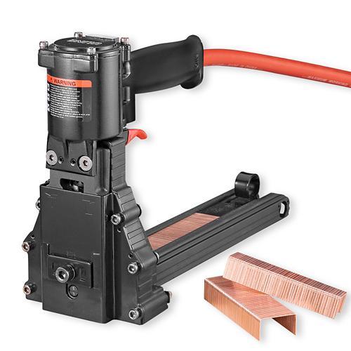 Pneumatic Stick Carton Staplers