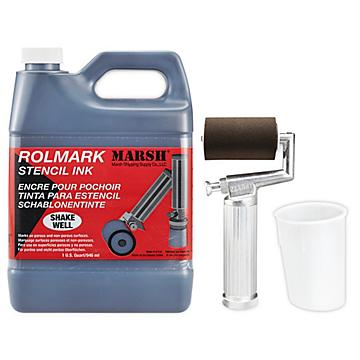 Rolmark Ink and Supplies