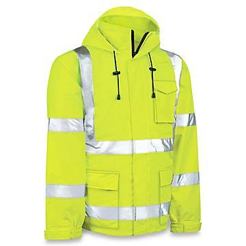 Class 3 Hi-Vis Lightweight Rainwear