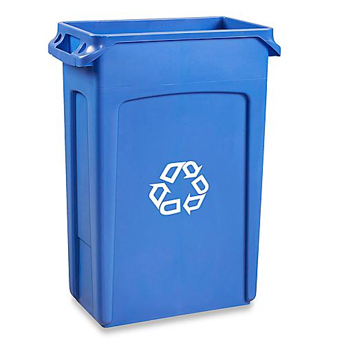 Slim Jim® Recycling Containers