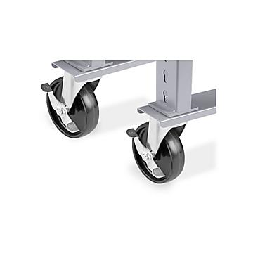 Packing Table Casters