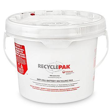 Battery Recycling Pail
